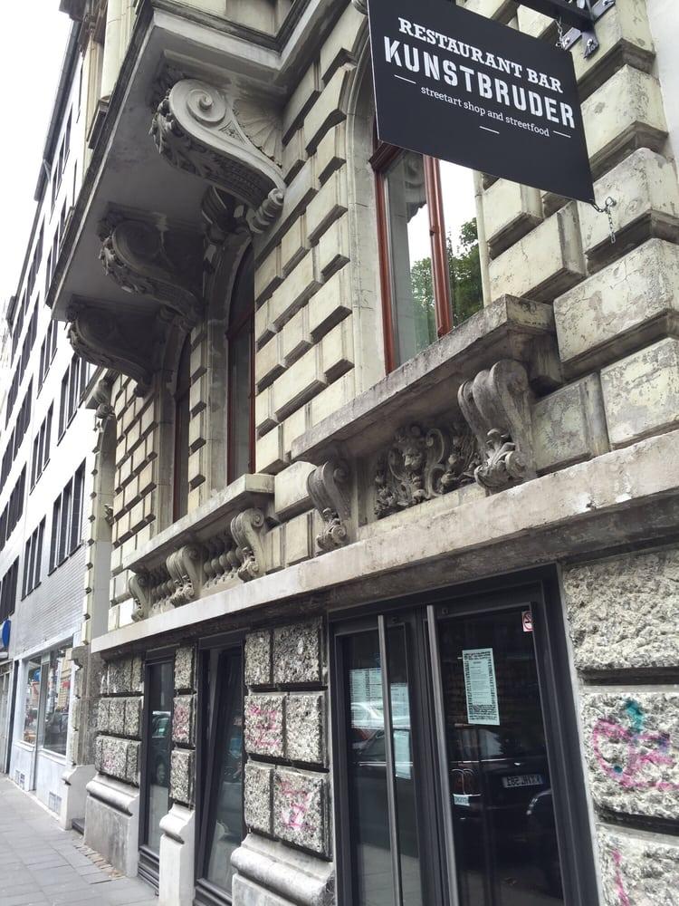 kunstbruder restaurant belgisches viertel k ln nordrhein westfalen beitr ge fotos yelp. Black Bedroom Furniture Sets. Home Design Ideas