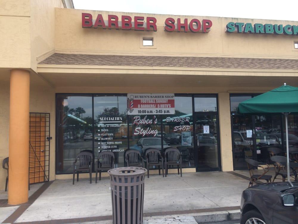 Ruben?s Barber Shop - Barbers - Boca Raton, FL - Reviews - Photos ...