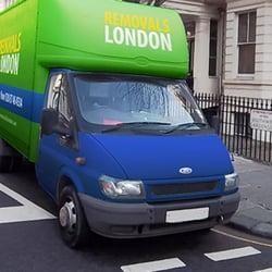 Removals London, London