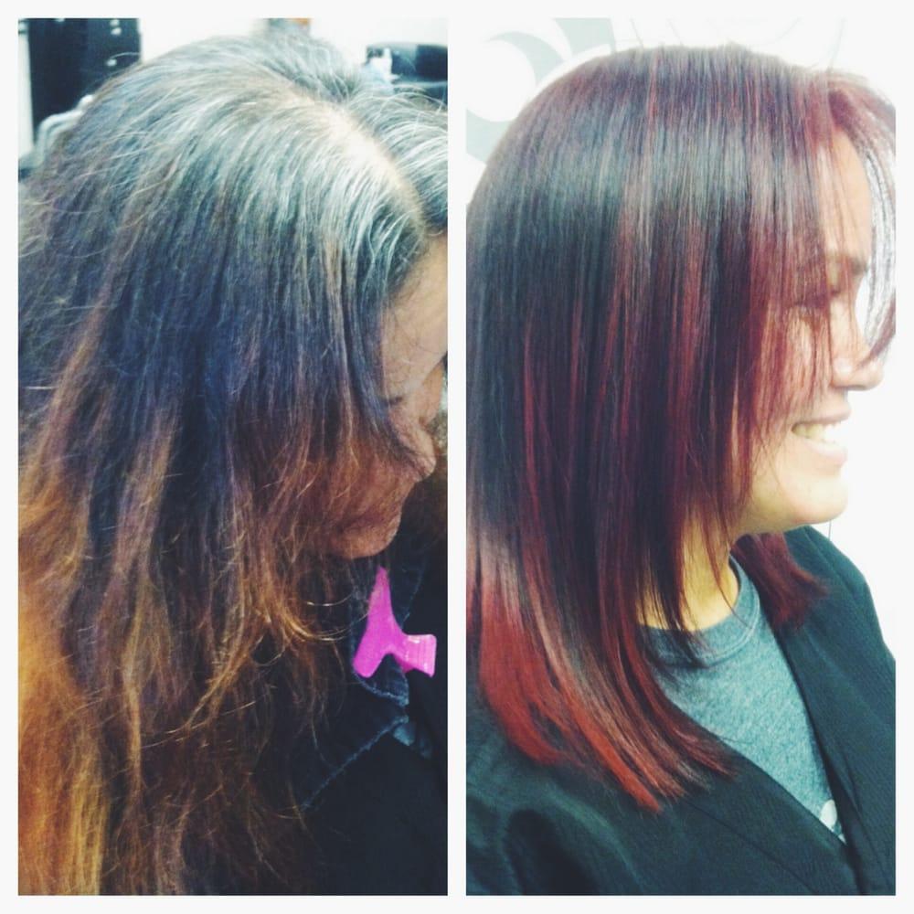 Xpressions hair salon coiffeur salon de coiffure for Salon tchat