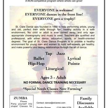 Adult Dance Classes Staten Island