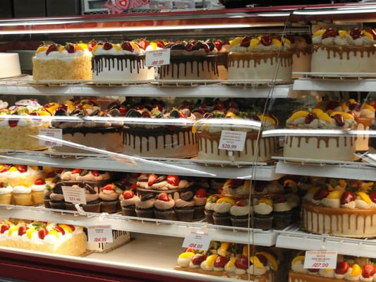 Northgate Gonzalez Market Cakes