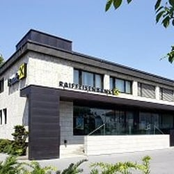 Raiffeisenbank reg. Gen.mbH, Lustenau, Vorarlberg, Austria