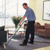 Traffic Carpet Care: Upholstery Cleaning