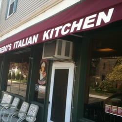 Alfredo's Italian Kitchen Italian Melrose MA