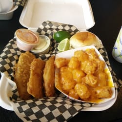 Hook ladder co fire station no 13 31 photos burgers for Fish and chips salt lake city
