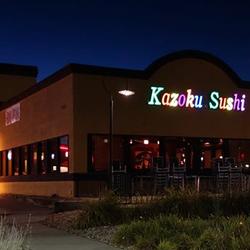 KaZoku Sushi logo