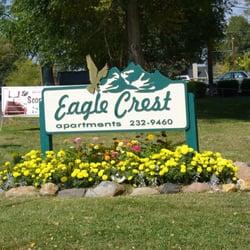 Eagle Crest Apartments logo