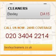 Cleaning services Bexley, London