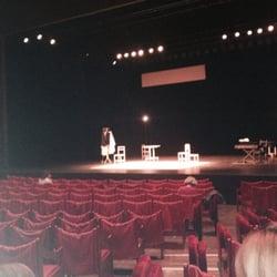 Theatre National de Nice - Nice, France. Salle pierre brasseur