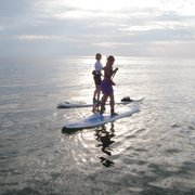 Bikes And Boards Englewood Fl Sunset Stand Up Paddle Board