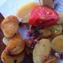 fertigkartoffeln, verbrannt, fettig,…