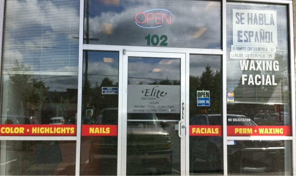 Elite hair salon hairdressers renton wa united for 4th street salon