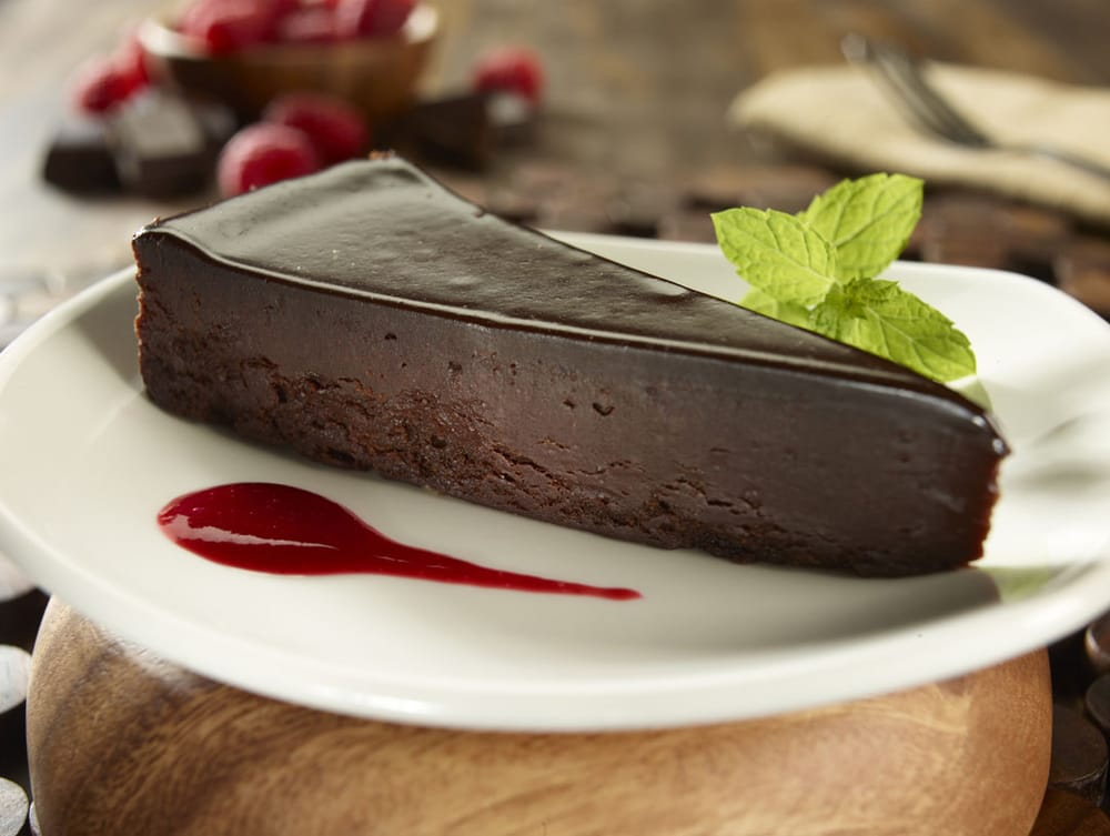 CHOCOLATE TORTE SWEET TREAT - Flourless four chocolate ...