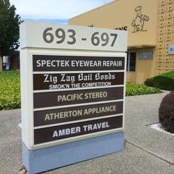 Eyeglass Frame Repair Redwood City : Spectek Eyewear Repair - Eyewear & Opticians - 697 ...