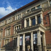 my all-time favourite: beautiful Martin-Gropius-Bau ... always stunning exhibitions