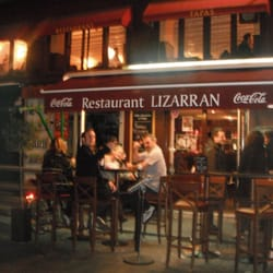 Lizarran, Paris