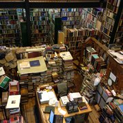 Leakey's Bookshop and Cafe, Inverness, Highland