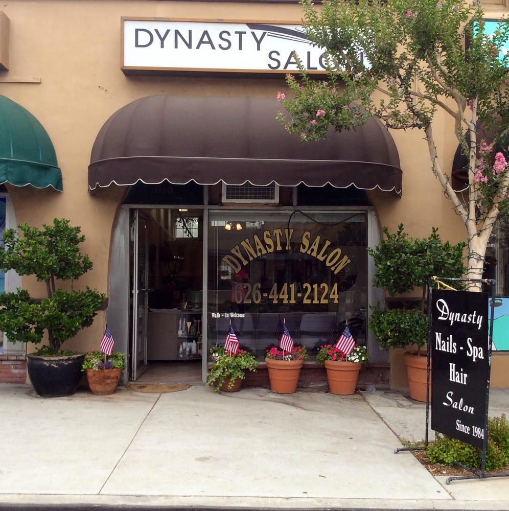 Dynasty salon nail salons south pasadena south for 4 sisters nail salon hours
