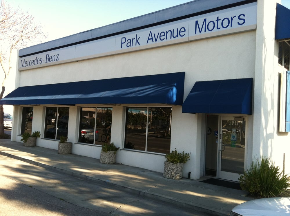 park avenue motors closed garages palo alto ca