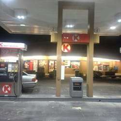 Circle K Stores Inc - view from the pump - Glendale, AZ, Vereinigte Staaten