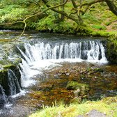 Horseshoe Falls, Waterfalls Walk, Pontneddfechan