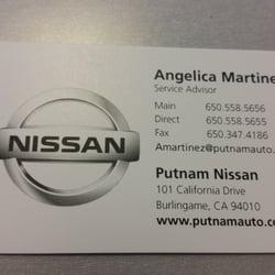Nissan Of Burlingame Burlingame Ca Yelp
