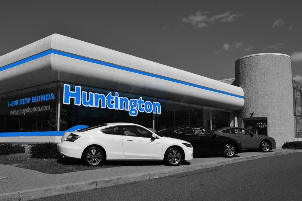 Huntington honda car dealers huntington ny yelp for Honda dealer ny