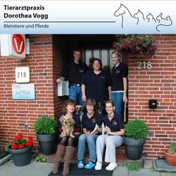 Das Team der Tierarztpraxis Dorothea…