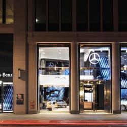 Mercedes-Benz Gallery Außenansicht