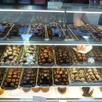 Hatch Family Chocolates Salt Lake City Ut