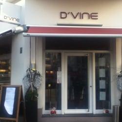 Eingang D'Vine