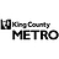 King County Metro Bus Stop - Seattle, WA, États-Unis