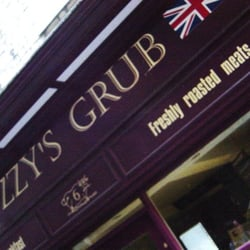 Fuzzy's Grub Crown Passage, London