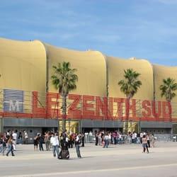 Le Zénith Sud de Montpellier - Montpellier, France. Zenith sud Montpellier