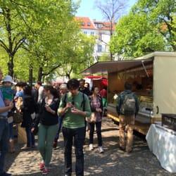 Wochenmarkt, Berlin