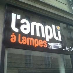 L'Ampli à lampes, Paris, France