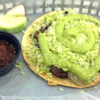 America's Taco Shop - Tempe, AZ, United States. Carne asada vampiro