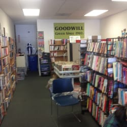 Goodwill Bookstore logo