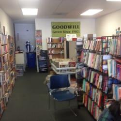 Goodwill Bookstore logo