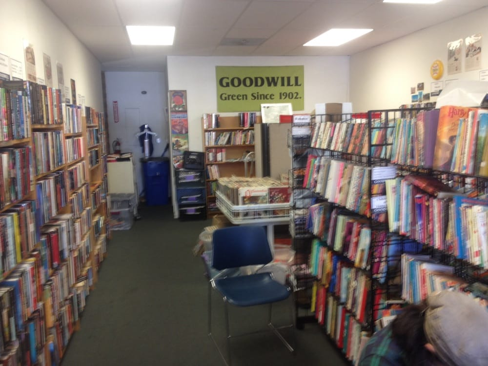 Goodwill Bookstore
