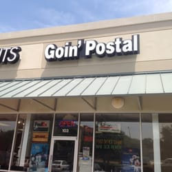 Goin' Postal logo