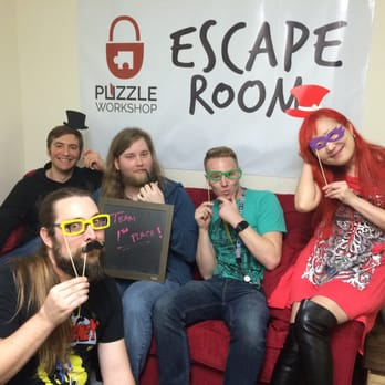 Escape Room Iluminate Orange Ca
