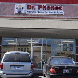 Dr. Phonez logo