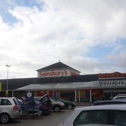 Sainsburys, Rhyl, Denbighshire