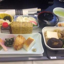 Japan Airlines - Jamaica, NY, États-Unis. Hong Kong - Narita (May 2014)