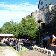Django-Festival im Burggraben