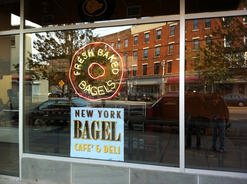 New York Bagel Cafe And Deli Jersey City Nj