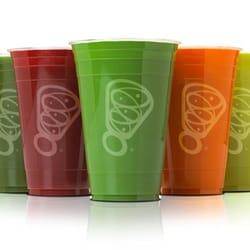 Juice It Up! - 7 different raw juice blends - Costa Mesa, CA, Vereinigte Staaten