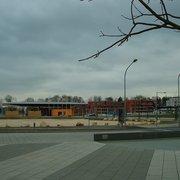 Der neue Neu-Ulmer Bahnhof vom…